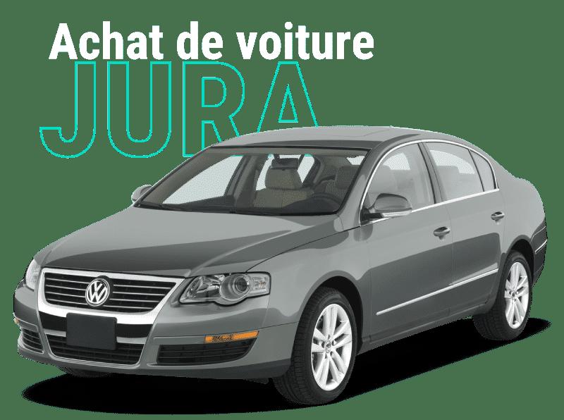 Achat voitures Jura